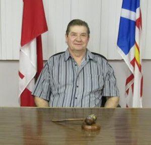 Councillor Raymond Thornton